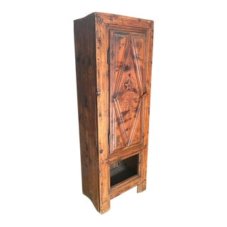 Antique Old-World Armoire