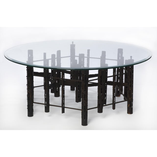 Image of Brutalist Cocktail Table