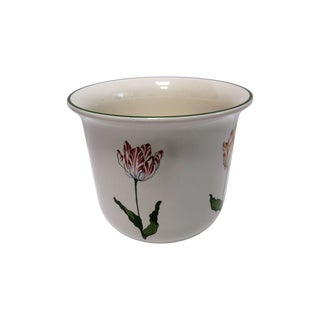 Tiffany & Co Tulip Cachepot Planter Pot