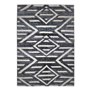 Hand Knotted Bamboo Rug by Aara Rugs Inc. - 8' X 10'