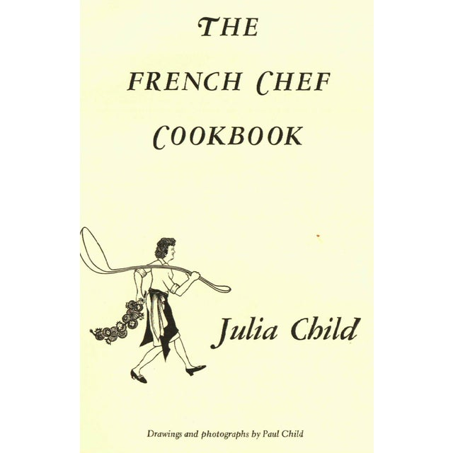 Julia Child's French Chef Cookbook - Image 2 of 4