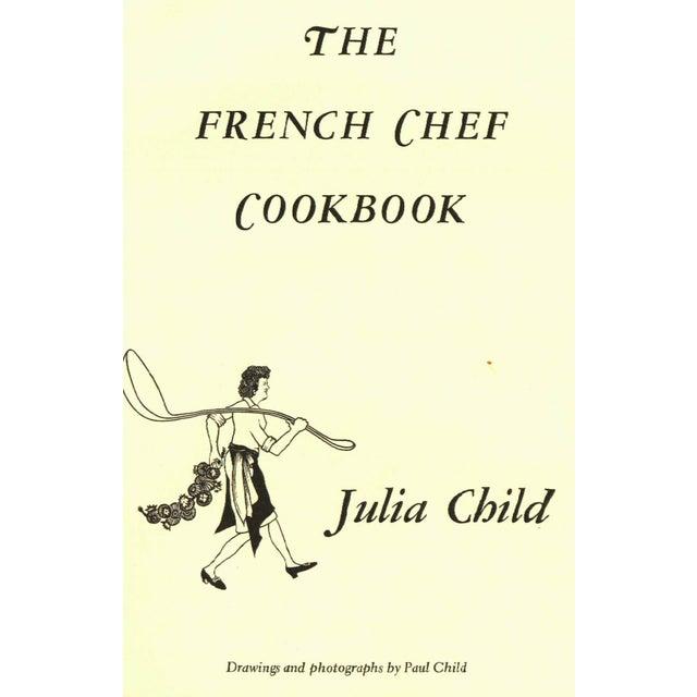 Image of Julia Child's French Chef Cookbook