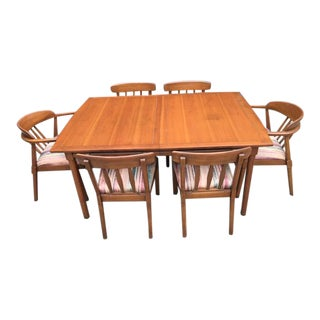 Late 1950s Vintage Dining Set