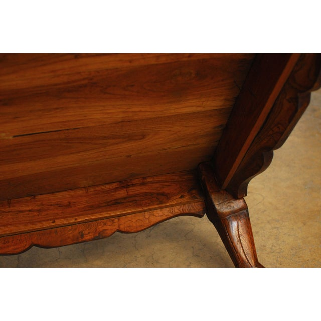 Anglo Indian Carved Low Table - Image 8 of 8