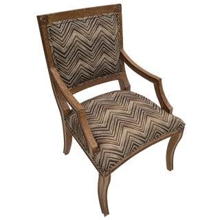 Vintage Upholstered Kreiss Chair