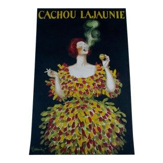"""""""Cachou Lajaunie"""" by Cappiello Art Print"""