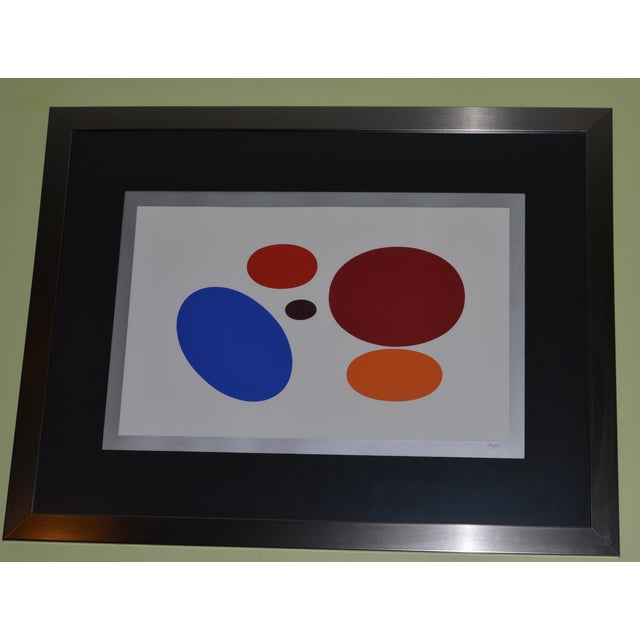 Image of 'One and Another' by Yaakov Agam, Signed by Artist