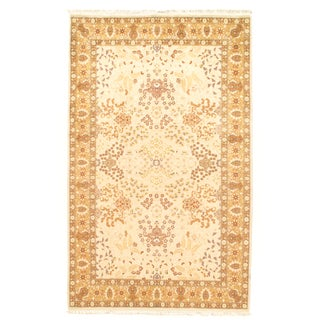 """Pasargad Hand Knotted Indain Rug - 4'7"""" X 7'6"""""""