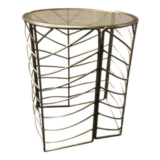 Selamat Designs Round Leaf Side Table