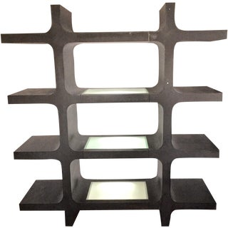 Design Within Reach Room Divider Shelf