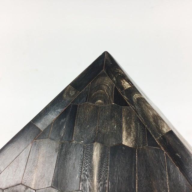 Vintage Tessellated Horn Pyramid - Image 4 of 8