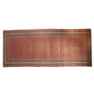 "Antique Malayer Rug Runner - 6'10"" x 16'"
