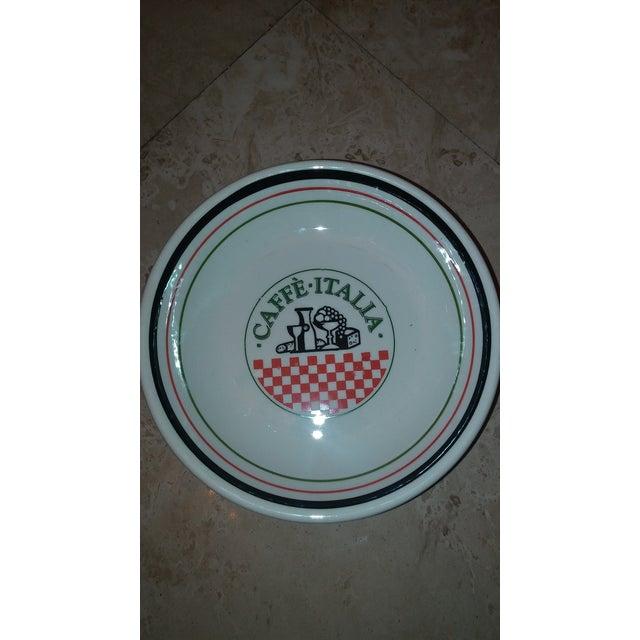 Italian Pottery Pasta Bowls - Set of 4 - Image 4 of 5