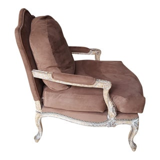 "Kreiss Collection Bergere Chairs ""Marquesa"" - A Pair"