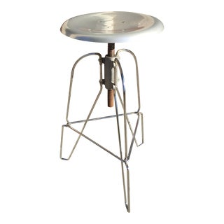 Jeff Covey Drafting Bar Stool