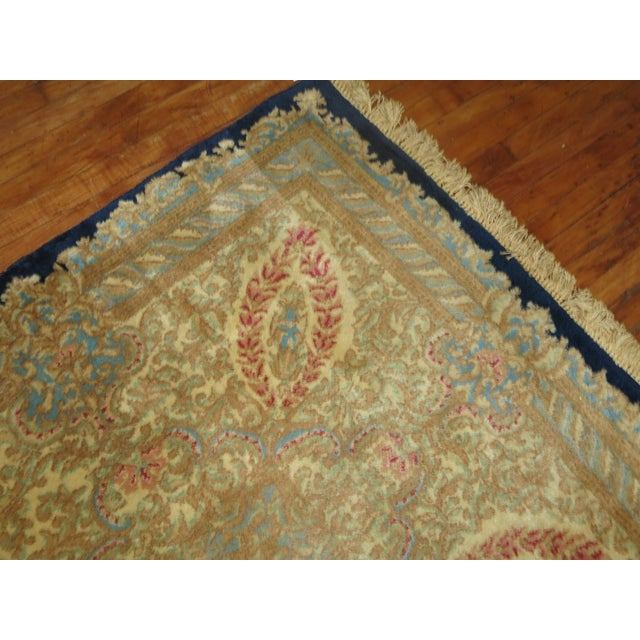 Vintage Persian Kerman Rug - 10'4'' x 13'2'' - Image 5 of 10