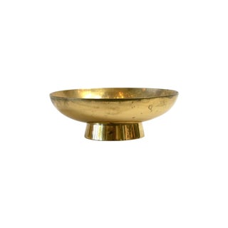 Brass Footed Bowl - Small