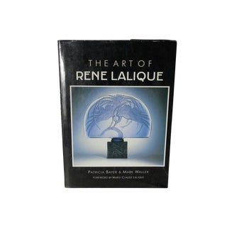 The Art of Rene Lalique Book