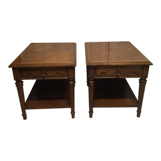 Vintage Drexel Esperanto End Tables