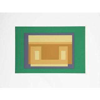 "Josef Albers ""Portfolio 2, Folder 29, Image 1"" Print"