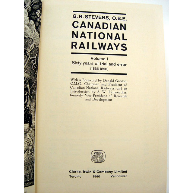 Canadian National Railways Book - Image 4 of 9