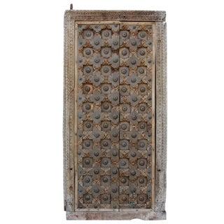 Meticulously Carved Haveli Door