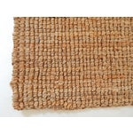 Image of Natural Woven Jute Rug - 2′11″ × 5′