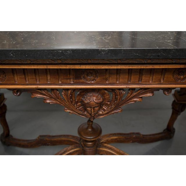19th Century Italian Renaissance Revival Centre Table - Image 6 of 8