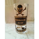 "Image of Vintage Highball Glasses, ""Name Your Poison"" - 4"