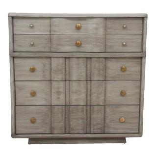 Kent Coffey Mid Century Upright Dresser