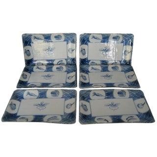 Chinese Porcelain Plates - Set of 6