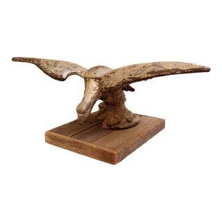 Iron Eagle Statue