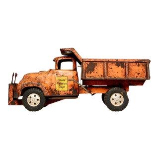 Tonka Toys Big Mike Dual Hydraulic Dump