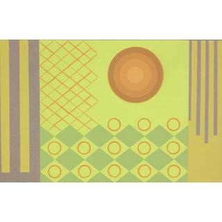 """Thelma Confer """"Sunscape"""" Print"""