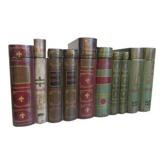 Maitland-Smith Wooden Book Box
