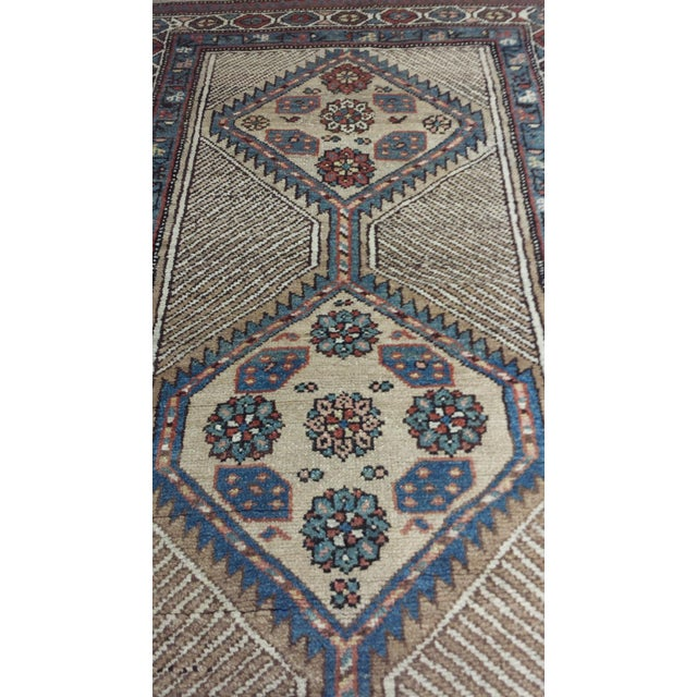 Vintage North West Persian Hall Runner - Image 2 of 5