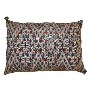 Moroccan Sham with Berber-Diamonds