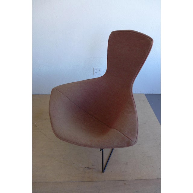 Harry Bertoia Bird Lounge Chair and Ottoman - Image 4 of 9