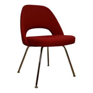 Saarinen Executive Red Side Chair