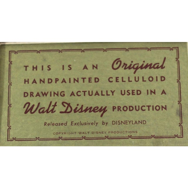 1950s Pinocchio Celluloid - Image 6 of 6