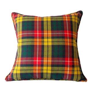 """Buchanan Tartan Pillow - 20"""" x 20"""""""