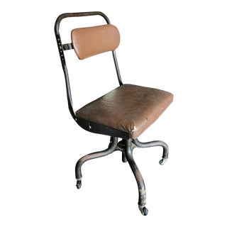 1930's Industrial Office Chair