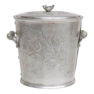Art Nouveau Style Champagne Bucket