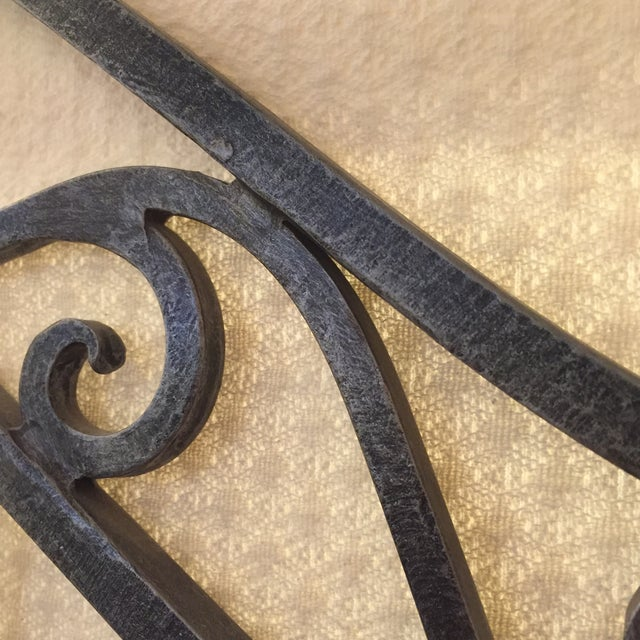 Image of Maitland-Smith Iron Bakers Rack