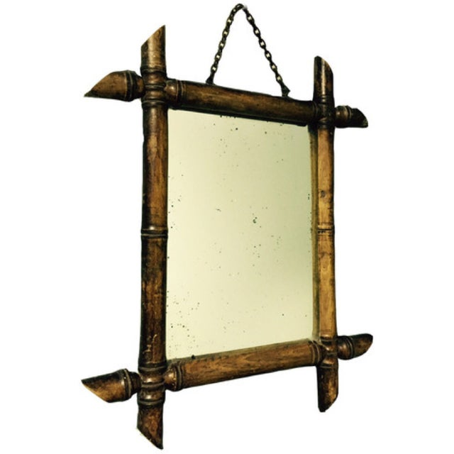 bamboo wood frame - photo #10