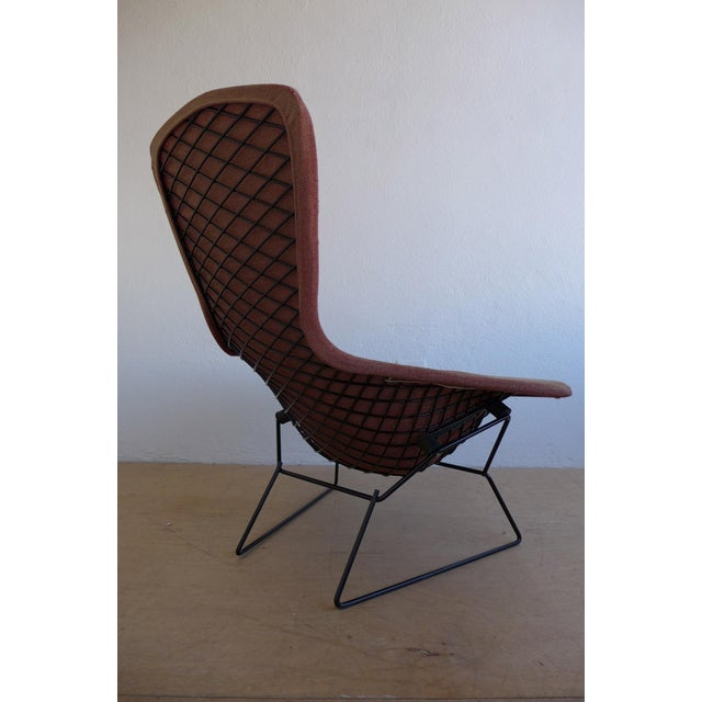 Harry Bertoia Bird Lounge Chair and Ottoman - Image 3 of 9
