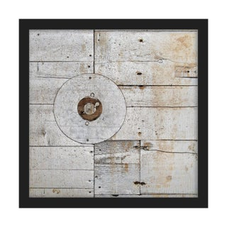 "Gillian Lindsay ""Circle Square"" Framed Photo Print"