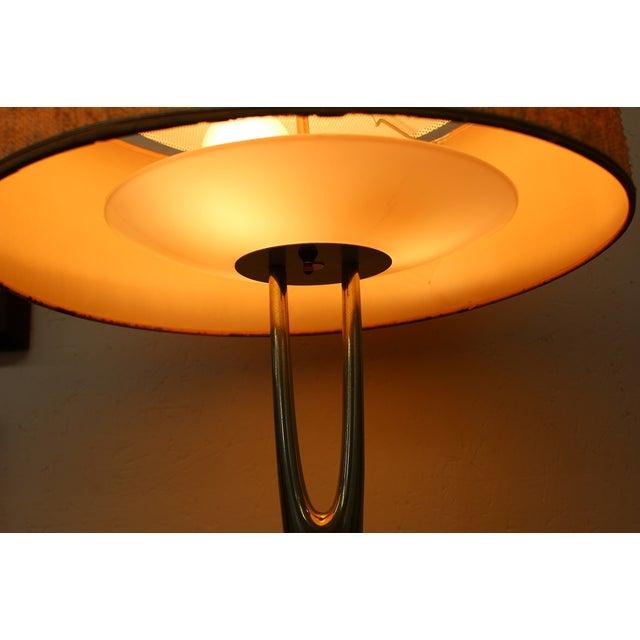 Mid-Century Modern Laurel Wishbone Lamp - Image 5 of 9