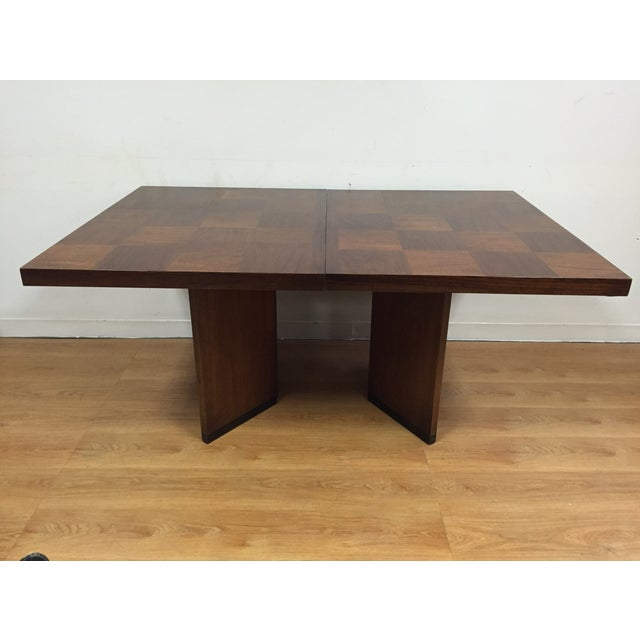 Lane Brutalist Dining Table Chairish
