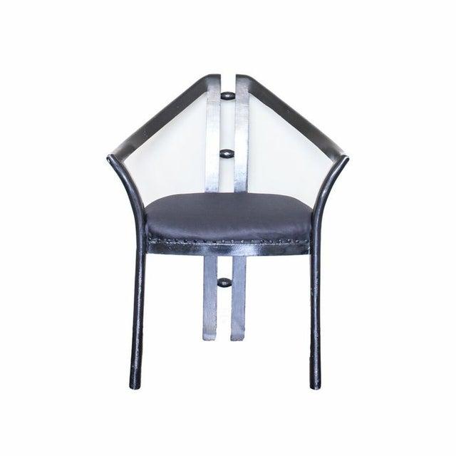 Bauhaus inspired accent chair chairish for Replica bauhaus